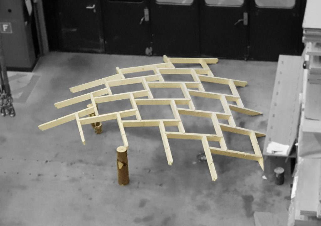 structure reciproque studio weinand