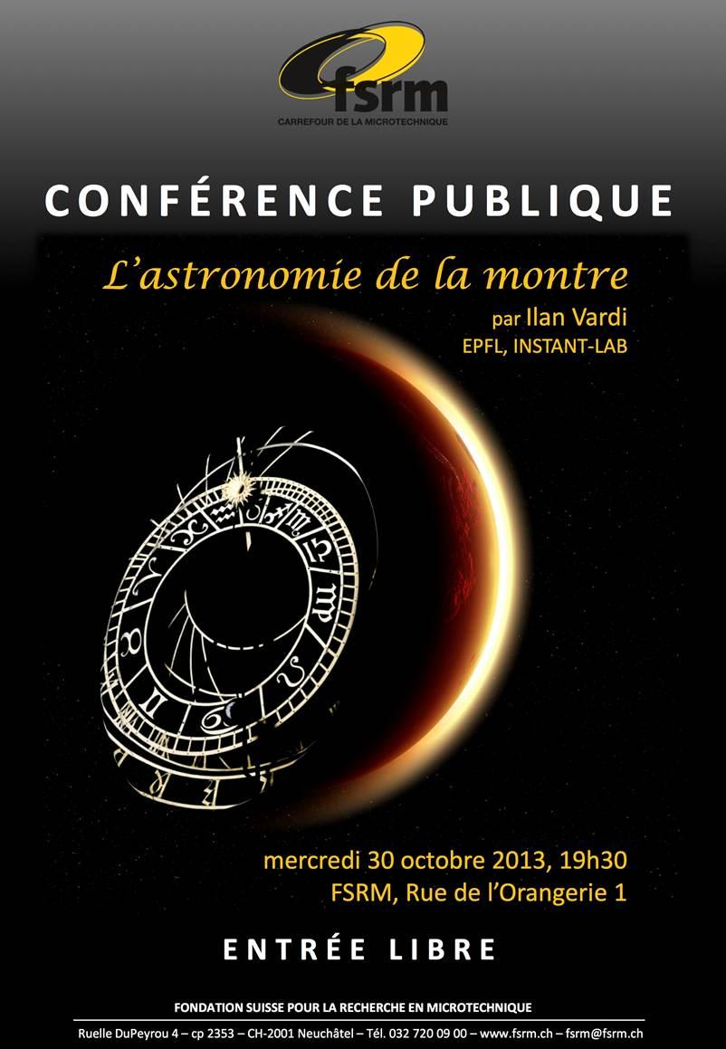 conference_ilan_vardi_astronomie de la montre