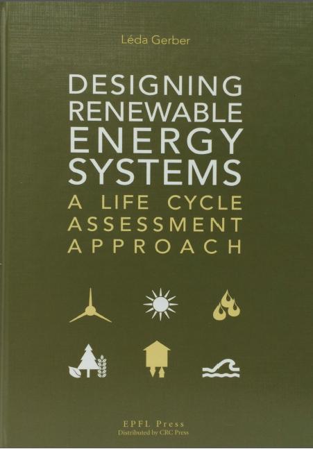 Leda Gerber Designing renewable energy systems