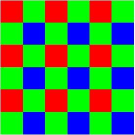 CFA Color