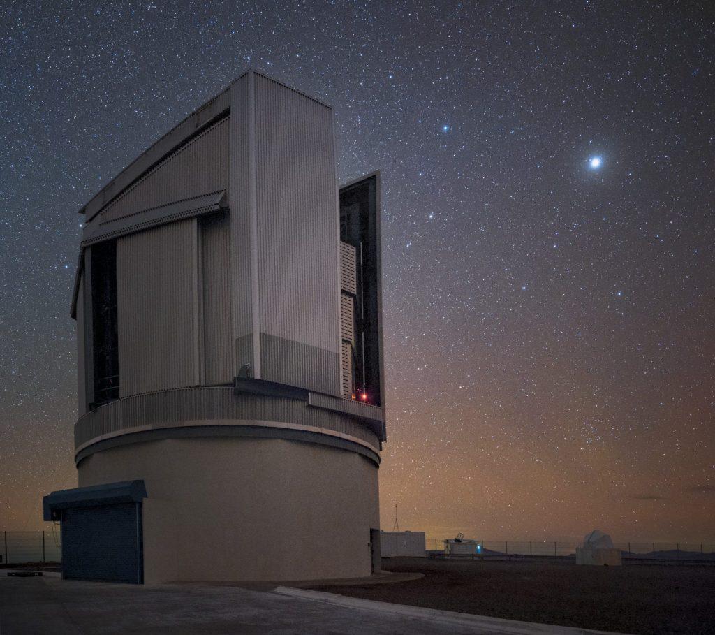 ESO VLT telescope Paranal