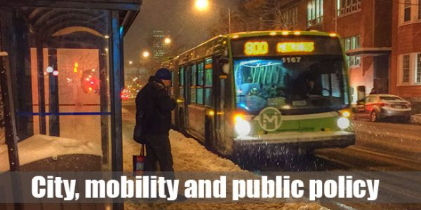 City, mobility and public policy