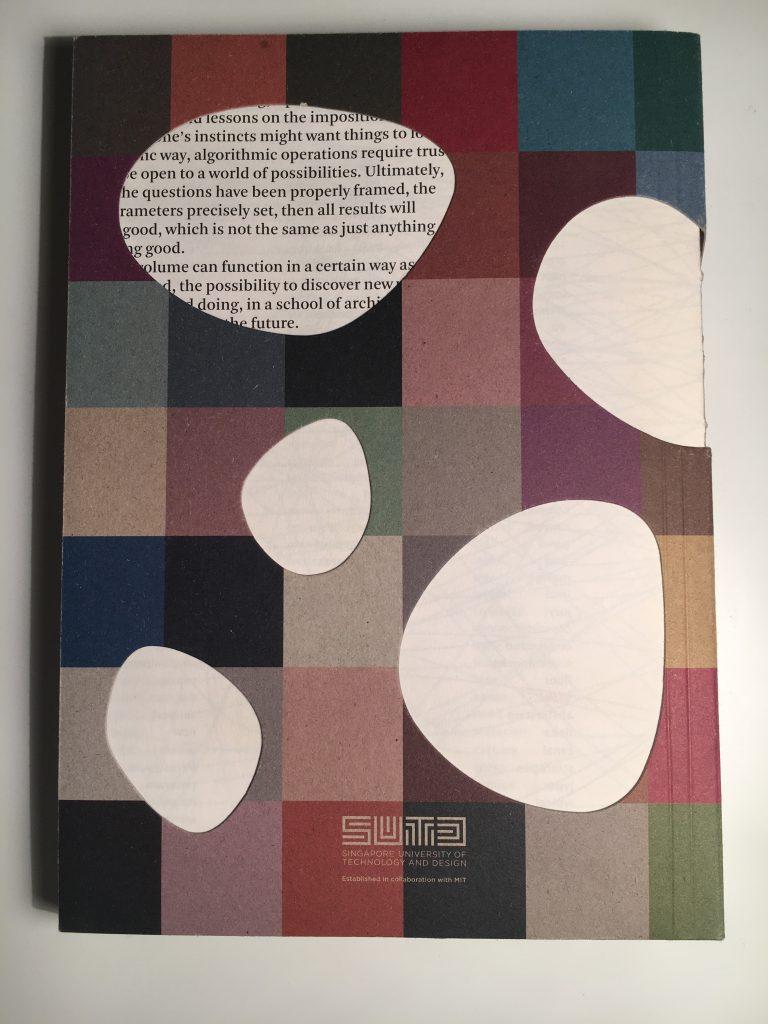 Forming/Unforming Book Design – LDM