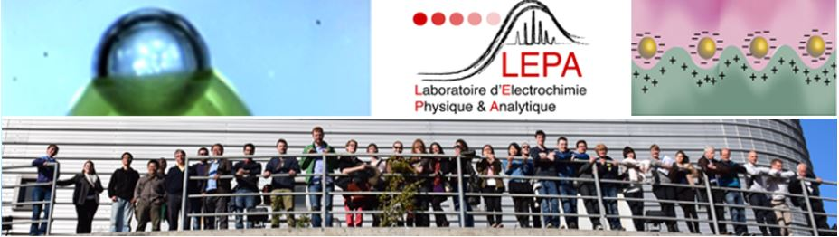 LEPA – Laboratory of Physical and Analytical Electrochemistry