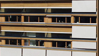 facade leso building