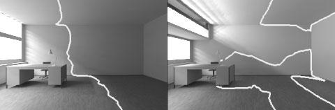 radiance simulation