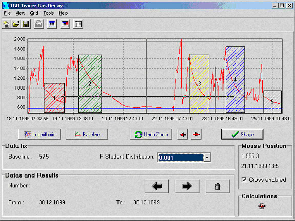 screenshot tgd tracer gas decay
