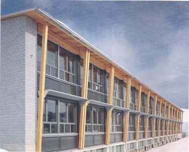 façade integration example Case 6