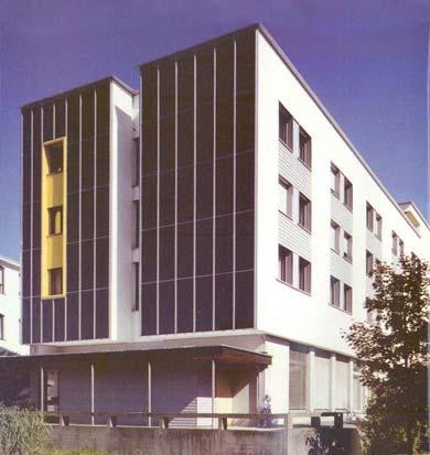 architectural integration case 4 façade