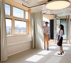daylit room