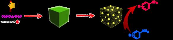 CO2P MOF composite