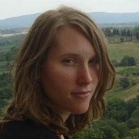 a portrait of Dr. Emilie Rascol