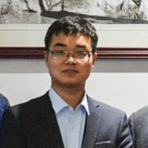 a portrait of Dr. Yafei Qiao