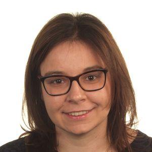 a portrait of Dr. Anne-Catherine Dieudonne