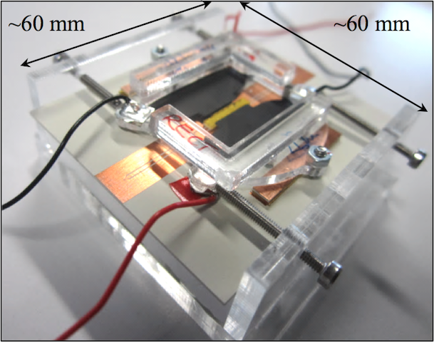 Reconfigurable mm-wave devices – EPFL-LMTS