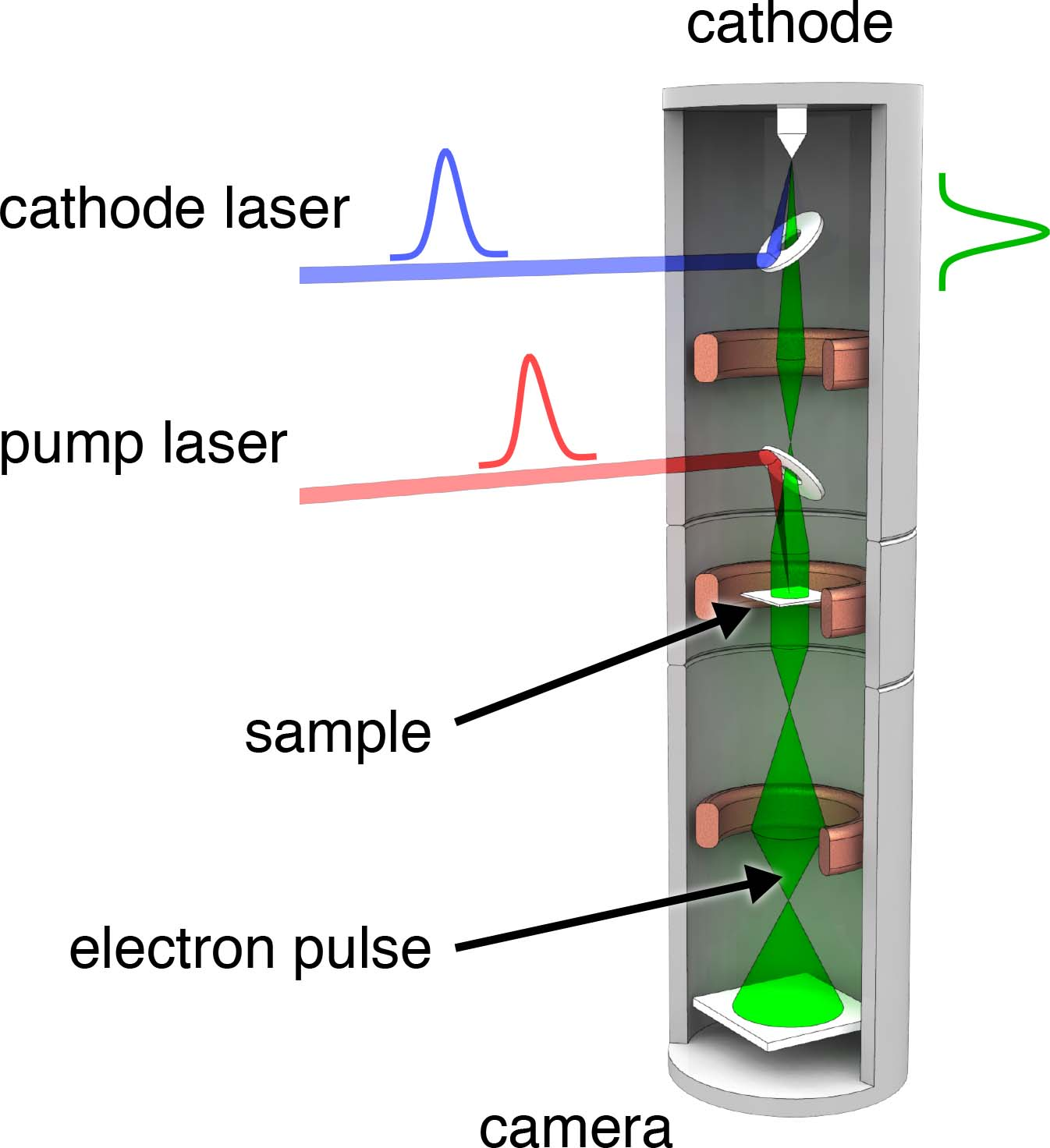 Time-resolved Electron Microscopy