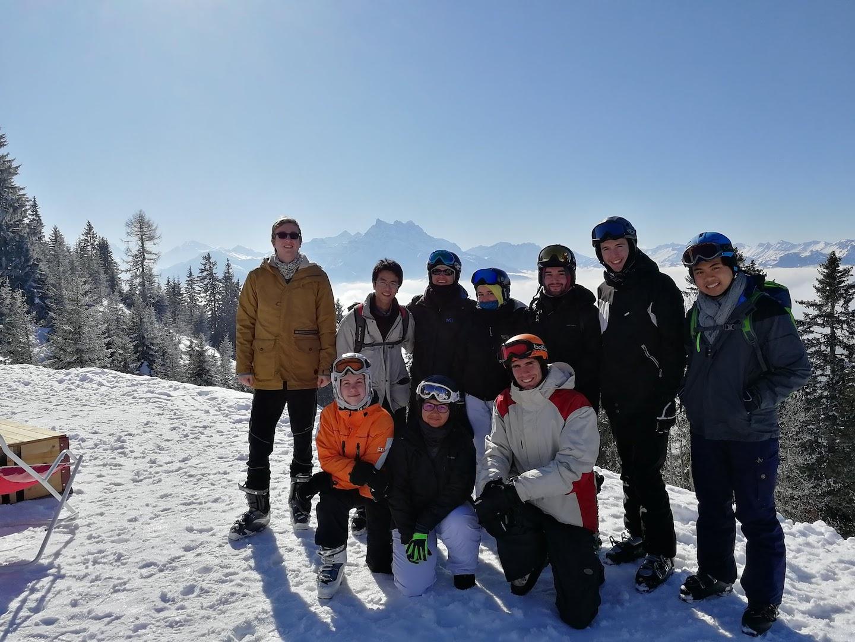 Sortie Ski!