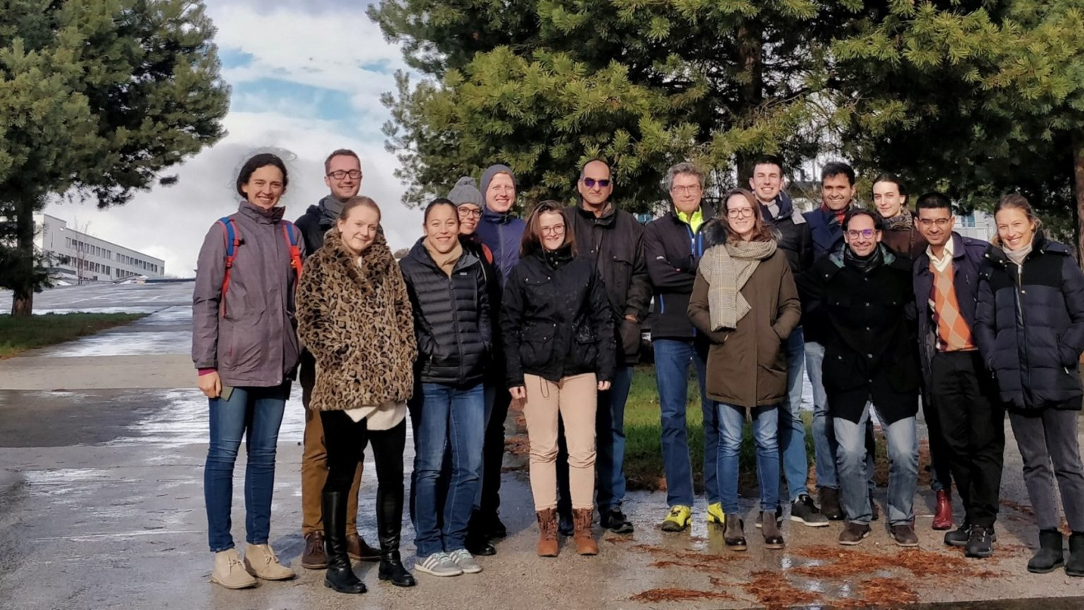Lab outing | © EPFL McKinney Lab