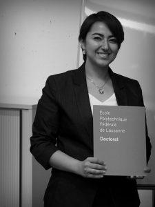 Maryam Razeghian PhD Defense