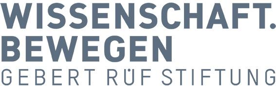 Gebert Rüf Stiftung - Logo