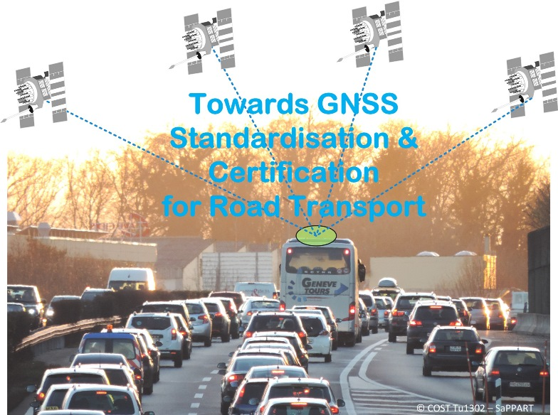 GNSS Road EFPL Gillieron