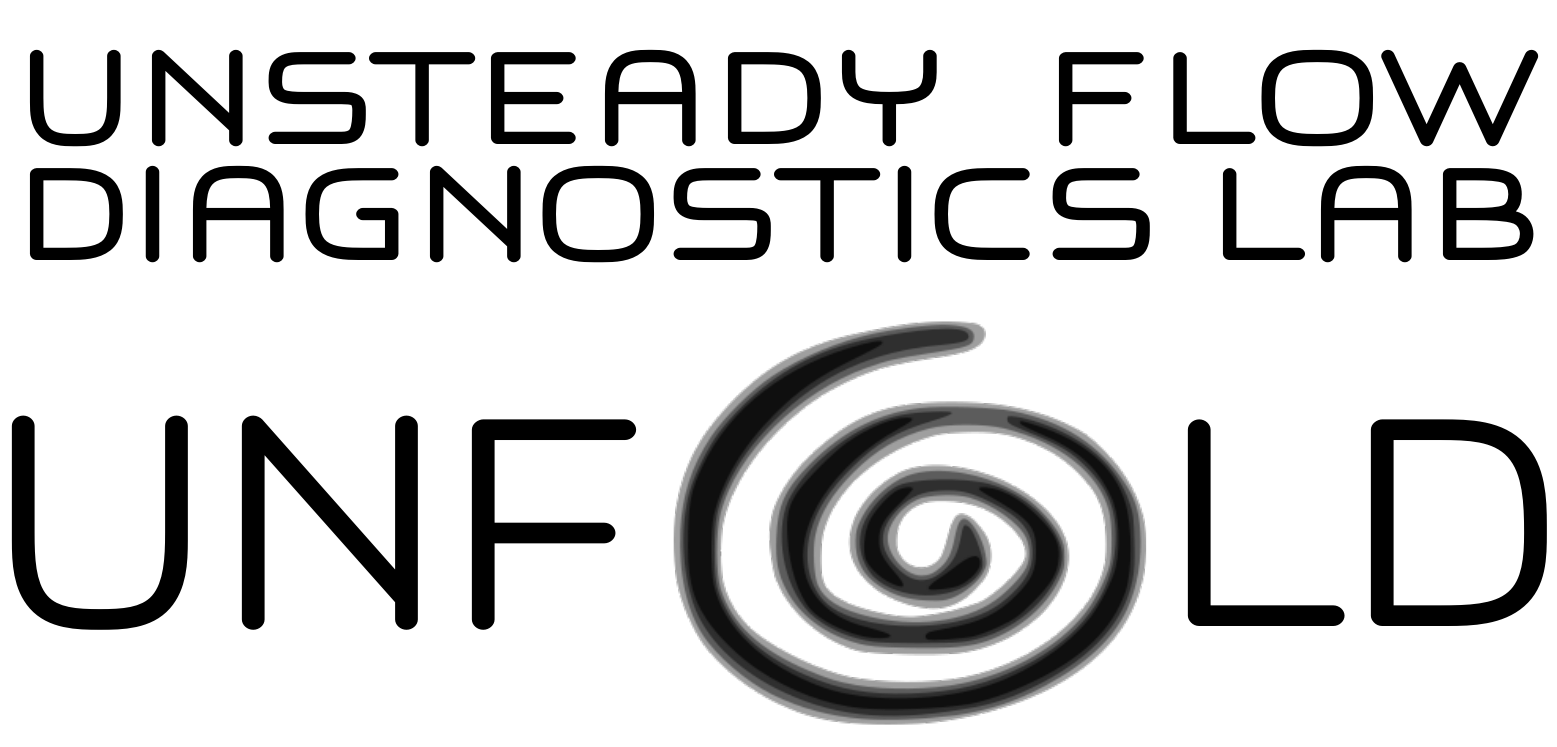 Unsteady Flow Diagnostics Lab - UNFoLD