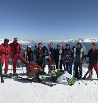 Ski retreat Anzère