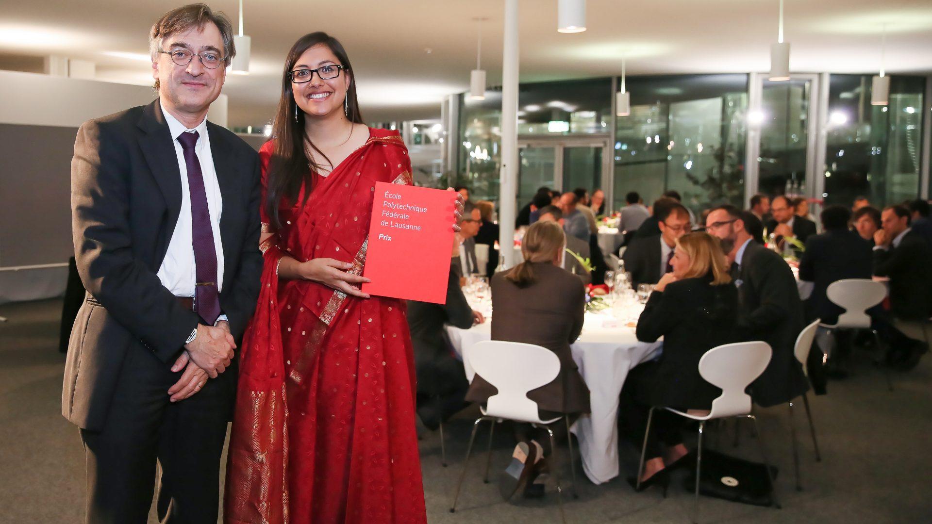 Prix de recherche 2017