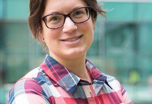 Prof. Maartje Bastings | EPFL Institute of Bioengineering | © EPFL