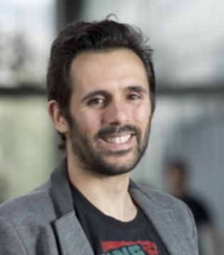 Prof. Bruno Correia | EPFL Institute of Bioengineering | © EPFL