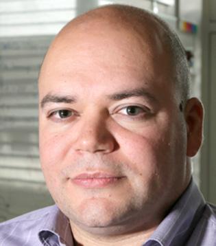Prof. Matteo Dal Peraro | EPFL Institute of Bioengineering | © EPFL