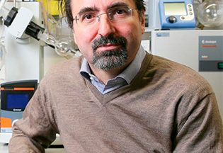 Prof. Francesco Stellacci | EPFL Institute of Bioengineering | © EPFL