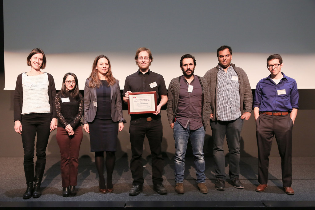 2676b8dd565ae All four finalists were invited to give a talk at the annual EPFL  Bioengineering Day that took place November 24