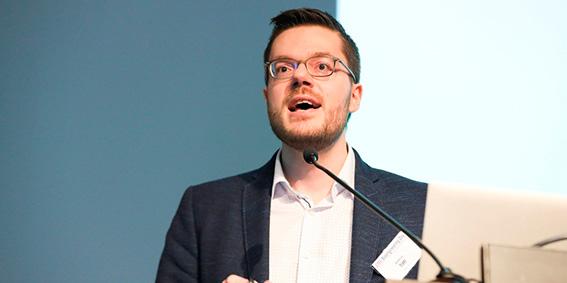 Andreas Tittl | 2018 Award winner | © EPFL M. Gerber