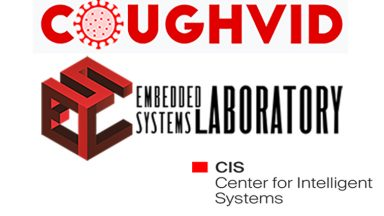 Coughvid Embedded Sysems Laboratory