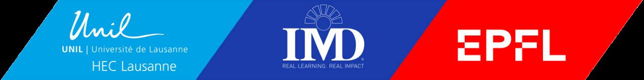 An UNIL-IMD-EPFL initiative