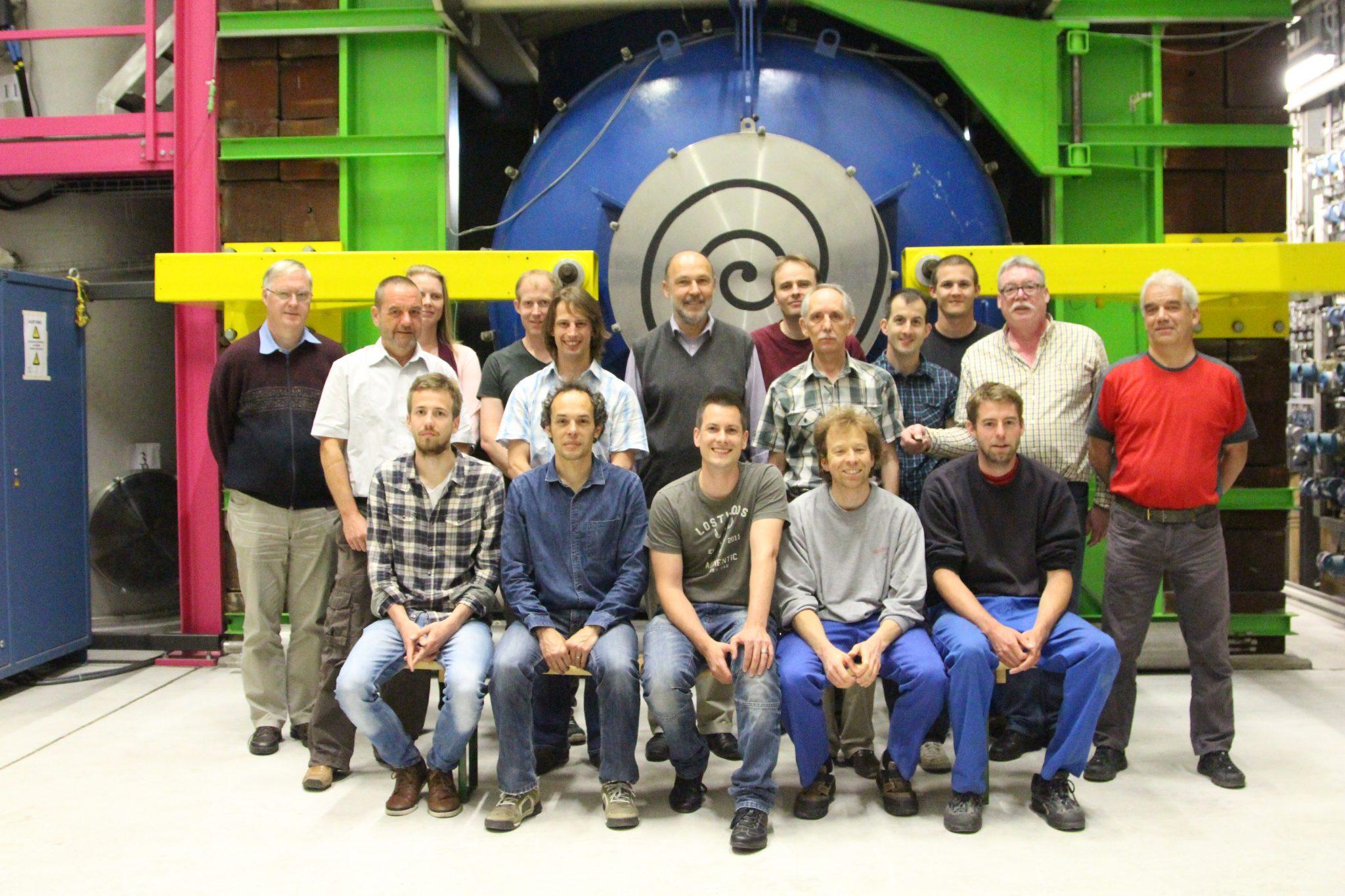 CRPP-SC group photo, May 2014.