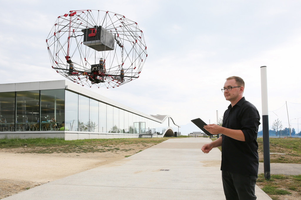 tech transfer drones research funding