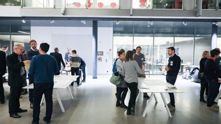 EPFL CONNECT, 18 nov. 2019