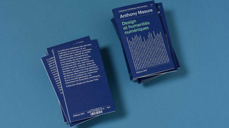 Photo of Anthony Masure's books