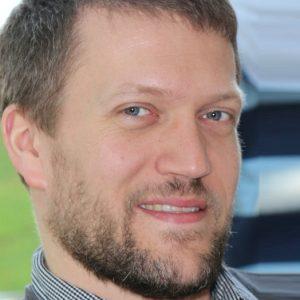 Portrait of Mathieu Salzmann
