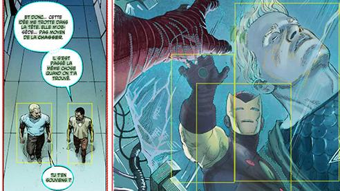 Comic book extract