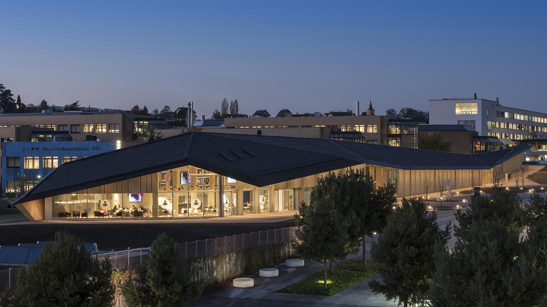 ArtLab EPFL - photo Adrien Barakat