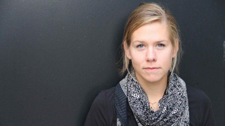Portrait Marie Bergstroem