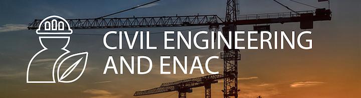 Civil engineering and ENAC