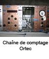 Chaîne de comptage Ortec