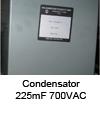 Condensator 75mF_1,5KV