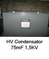 Condensator 225mF_700VAC