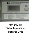 Data Acquisition_control unit 3421A HP