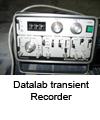 Datalab transient recorder